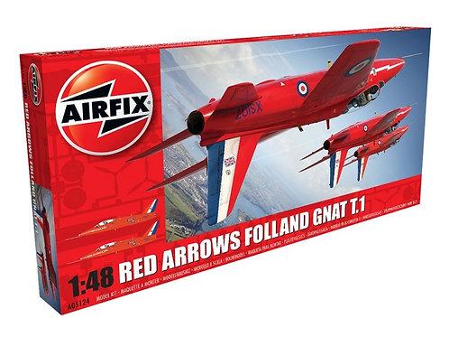 Airfix - Red Arrows Folland Gnat T.1 1/48