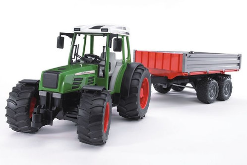 Bruder 02104 - Fendt 209S Tractor with Tipping Trailer