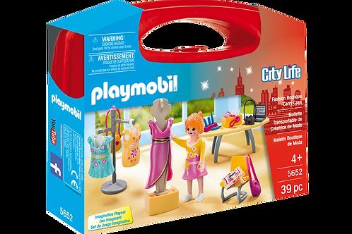 Playmobil 5652 City Life - Fashion Boutique Carry Case