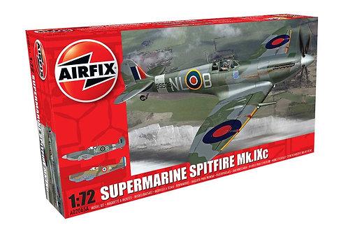 Airfix - Supermarine Spitfire Mk.IXc 1/72