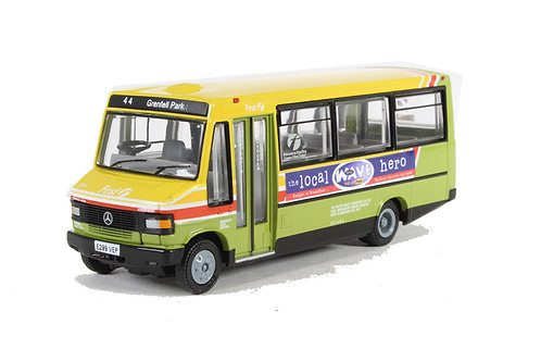 "EFE Diecast - Reeve Burgess Minibus ""First Cymru"" 1/76"