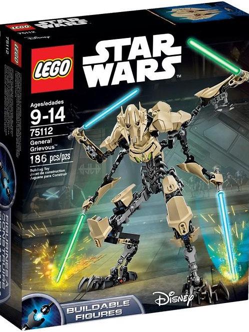 Lego 75112 Star Wars - General Grievous