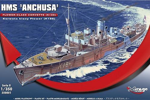 Mirage - Flower-Class Corvette HMS Anchusa
