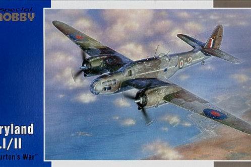 Special Hobby - Martin Mk.I/Mk.II Maryland 1/48
