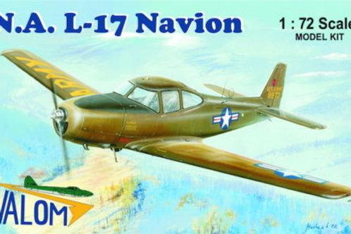Valom - North-American L-17A Navion 1/72