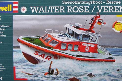 Revell - Rescue Boat Walter Rose/Verena 1/72