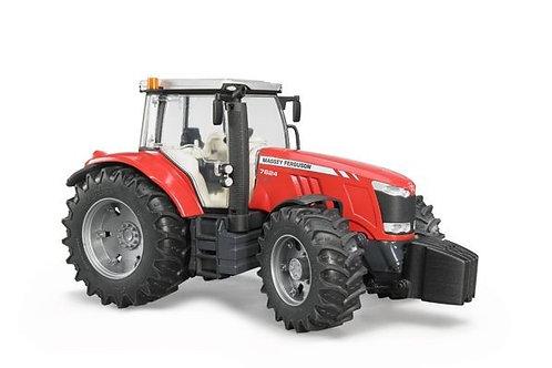 Bruder 03046 - Tractor Massey Ferguson 7600 1/16