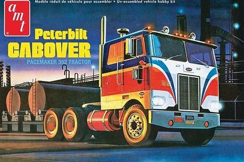 AMT - Peterbilt 352 Pacemacker Cabover Truck 1/25