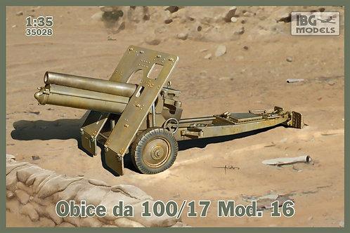 IBG - Obice da 100/17 Mod.16 1/35