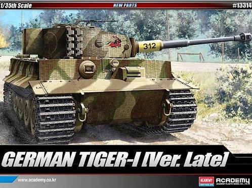 Academy - Pz.Kpfw.VI Tiger I Late Version 1/35