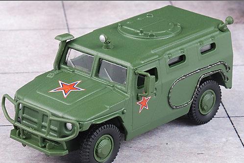 Eaglemoss - Russian Army GAZ-2330 Tigr 1/72