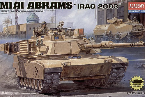 Academy - M1A1 Abrams Iraq 2003 1/35