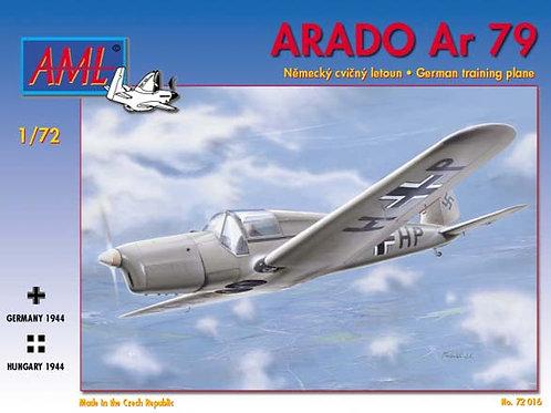 AML - German Arado Ar 79 (Luftwaffe/Hungary) 1/72