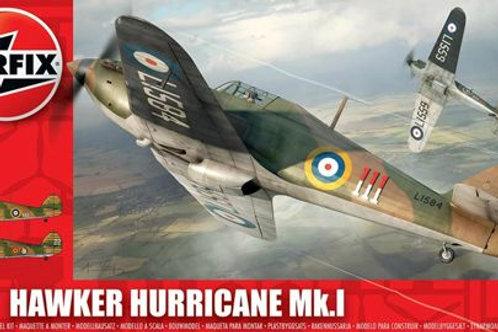 Airfix - Hawker Hurricane Mk.I 1/72