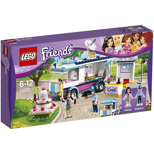 Lego 41056 Friends - Heartlake News Van