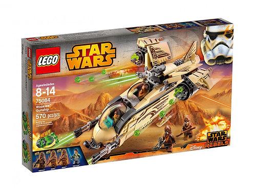Lego 75084 Star Wars - Wookiee Gunship