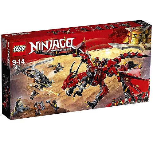 Lego 70653 Ninjago - Mother of Dragons
