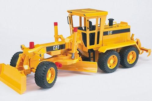 Bruder 02436 - Cat Caterpillar Motor-Grader 1/16