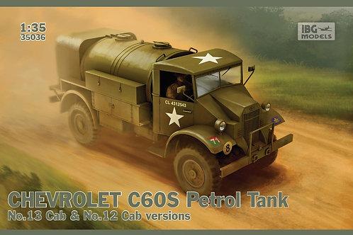 IBG Models - Chevrolet C60S Petrol Tank 1/35