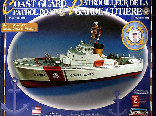 Lindberg - Coast Guard Patrol Boat 1/82