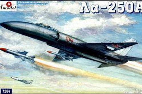 Amodel - Lavochkin La-250A Anakonda 1/72