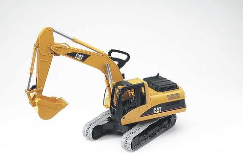 Bruder 02438 - Caterpillar CAT Excavator Track Mach 1/16