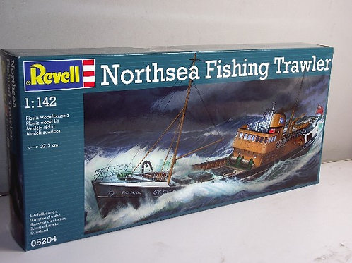 Revell - North Sea Fishing Trawler 1/144