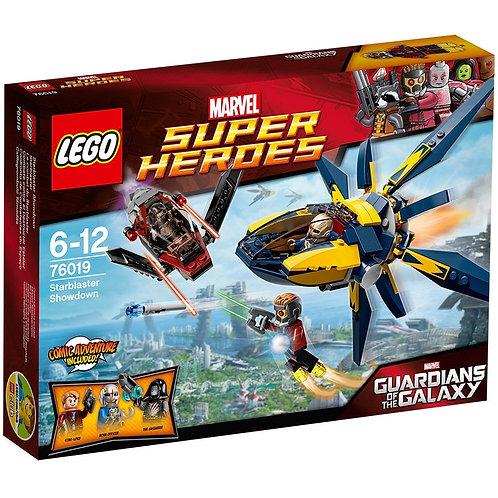 Lego 76019 Super Heroes - Starblaster Showdown