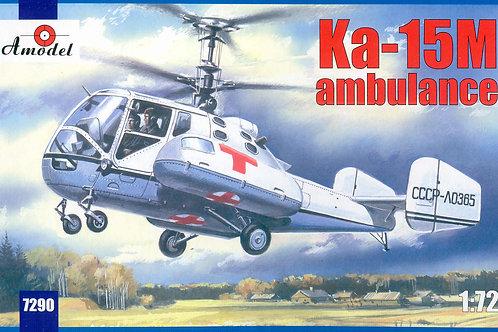 Amodel - Kamov Ka-15M Ambulance 1/72