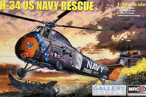 Gallery Models - Sikorsky H-34 US Navy Rescue