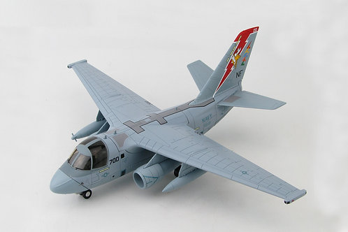 """Hobby Master - S-3B Viking """"Independence"""" 160131, VS-21 """"Fighting Redtails"""" 1/72"""