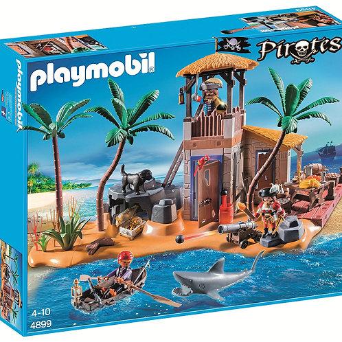 Playmobil 4899 Pirates - Pirate Bay