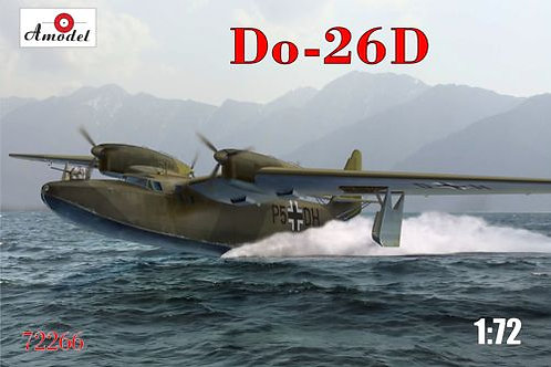 Amodel - Luftwaffe Dornier Do 26D Flying Boat 1/72