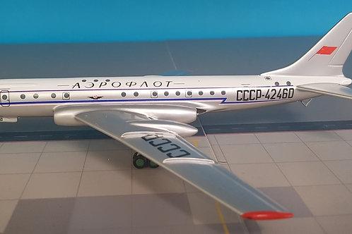Sky Classics - Tupolev Tu-104 Aeroflot CCCP-42460 1/200