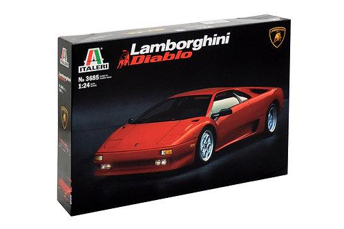 Italeri - Lamborghini Diablo 1/24