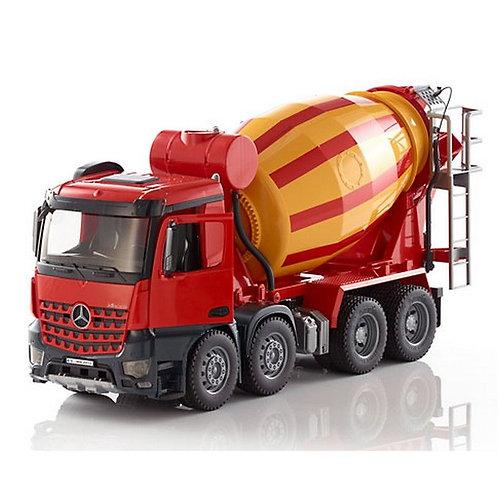 Bruder 03654 - Mercedes-Benz Arocs Cement Mixer 1/16