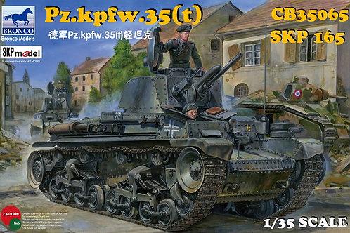 Bronco - German Pz.Kpfw.35(t) 1/35