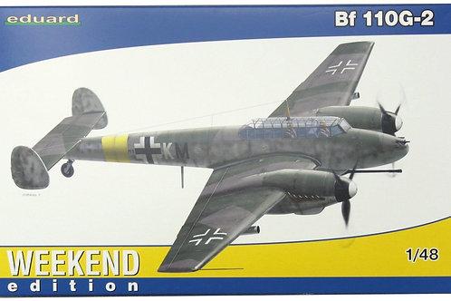 Eduard - Messerschmitt Bf-110G-2 1/48