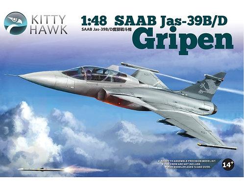 Kitty Hawk - Light Fighter SAAB JAS-39B/D Gripen