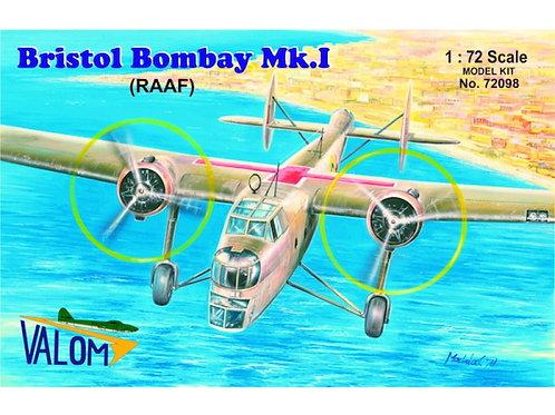 Valom - Bristol Bombay Mk.I (RAAF) 1/72