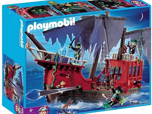 Playmobil 4806 - Ghost Pirate Ship