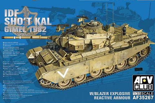 AFV Club - IDF Sho'T Kal Gimel 1982 Centurion 1/35