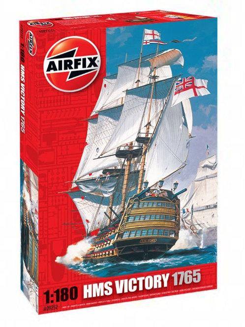 Airfix - HMS Victory 1765 1/180