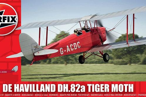 Airfix - De Havilland DH.82a Tiger Moth 1/72