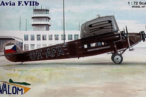 Valom - Avia F. VIIb 1/72