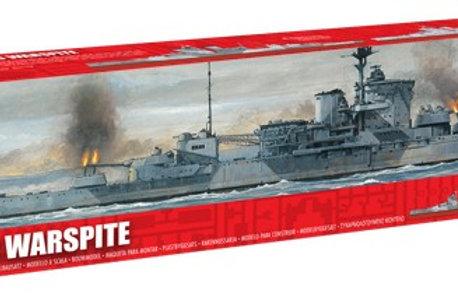 Airfix - Royal Navy H.M.S. Warspite 1/600