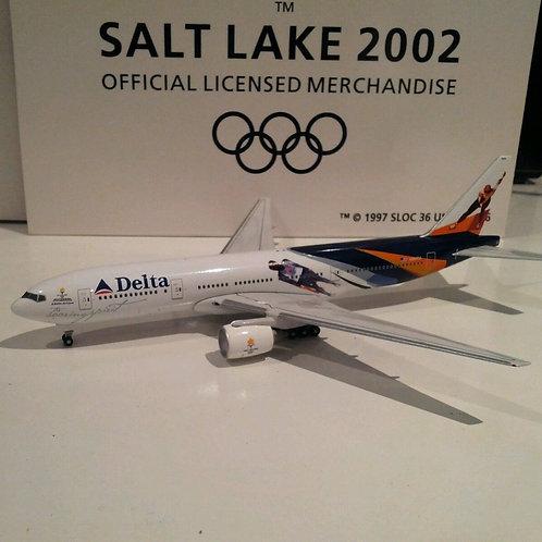 Gemini Jets - Delta Airlines Boeing 777-232ER N864DA 1/400