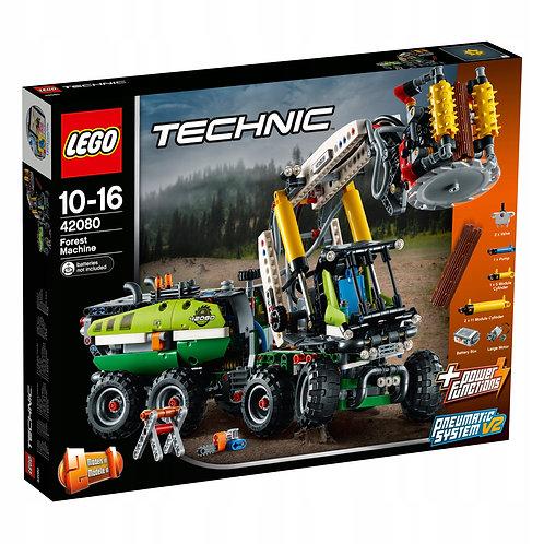 Lego Technic 42080 - Harvester Forestry Machine