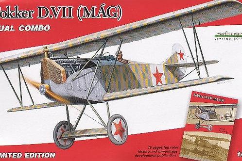 Eduard - Fokker D.VII (MAG) - Dual Combo 1/48