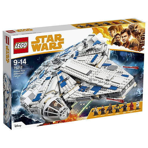 Lego 75212 Star Wars - Kessel Run Millennium Falcon